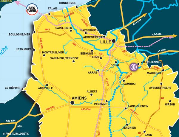 Truck Etape Valenciennes